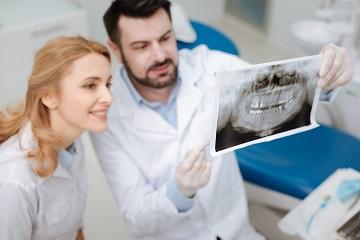 Check ups and X-rays